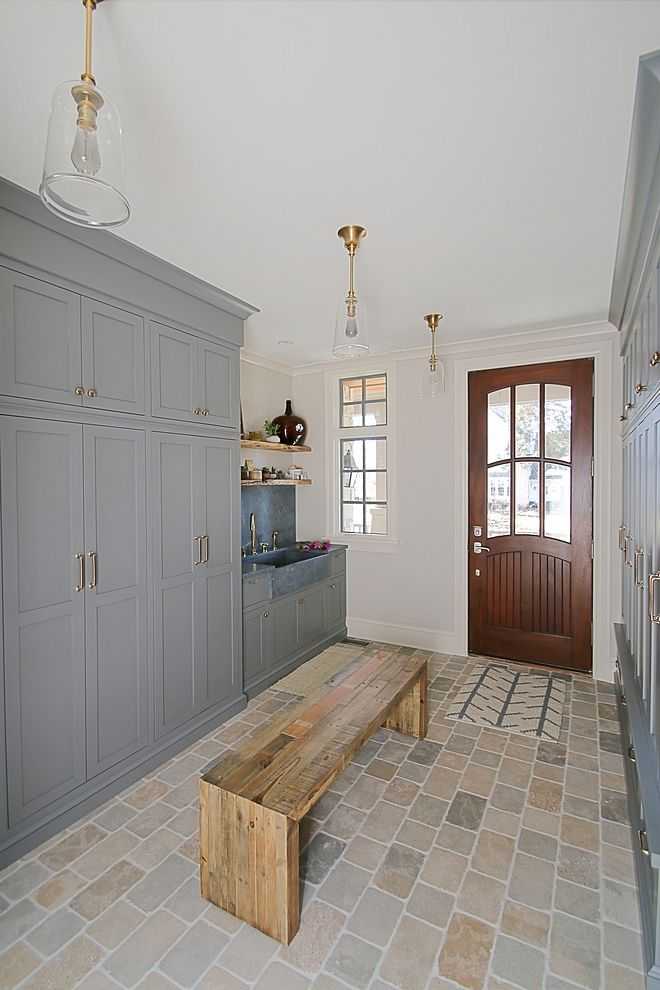 Could Like This Cabinet Color For The Kitchen Too Benjamin Moore Hc 165 Boothbay Gray Be