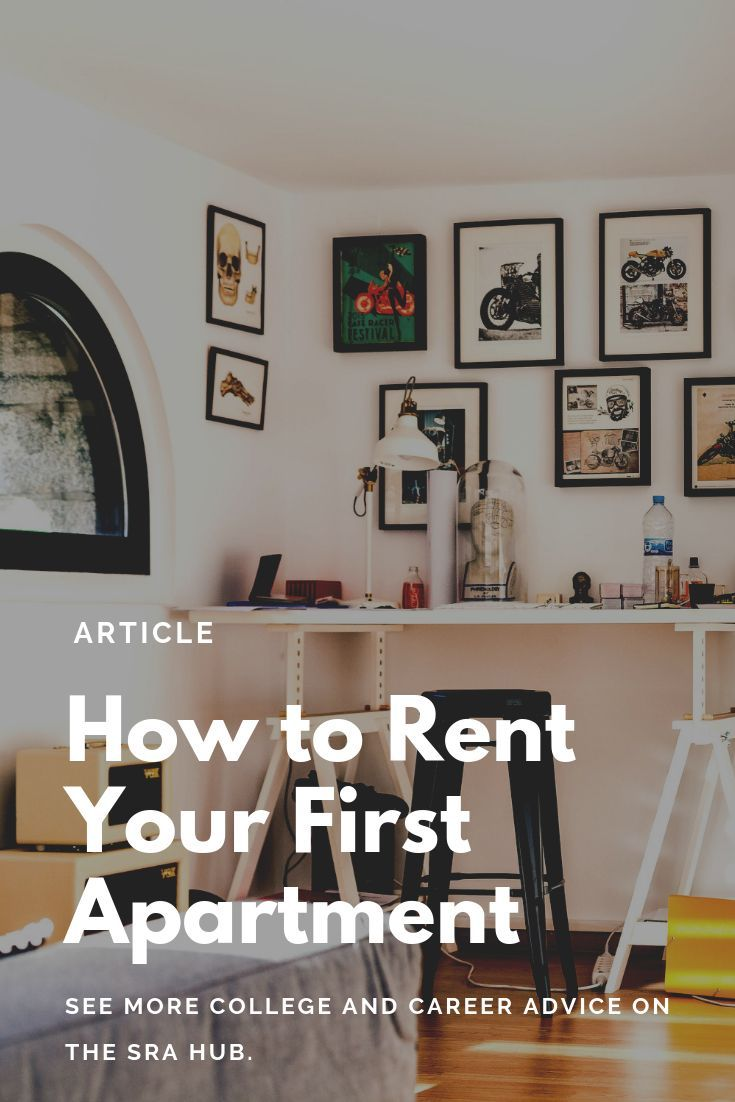 How to rent your first apartment
