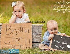 Sister Brother Fun I Love My Sister Sibling Photography Kids Photos Children Photography