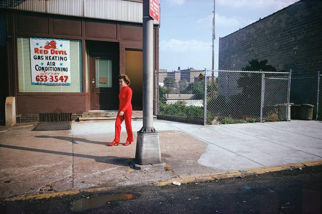 Joel Meyerowitz, 'New York City', 1975 Being unaware of