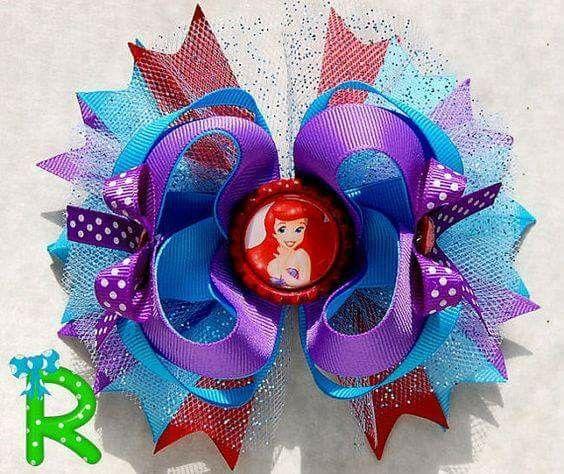 Little Mermaid  Ariel OTT Headband