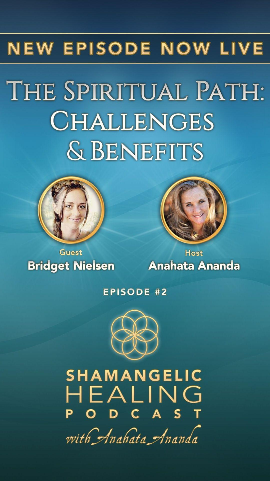 SHAMANGELIC HEALING PODCAST hosted by AnahataAnanda