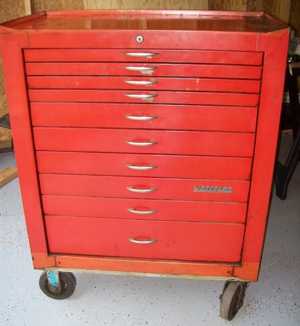 waterloo tool box waterloo vintage amp tool boxes cabinets 28920