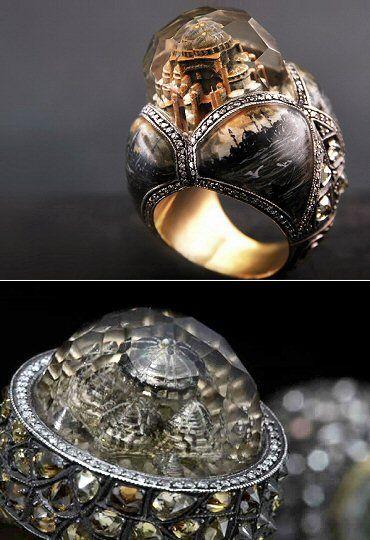 The Carrotbox modern jewellery blog and shop SEVAN BICAKCI TURKEY http://www.sevanbicakci.com/