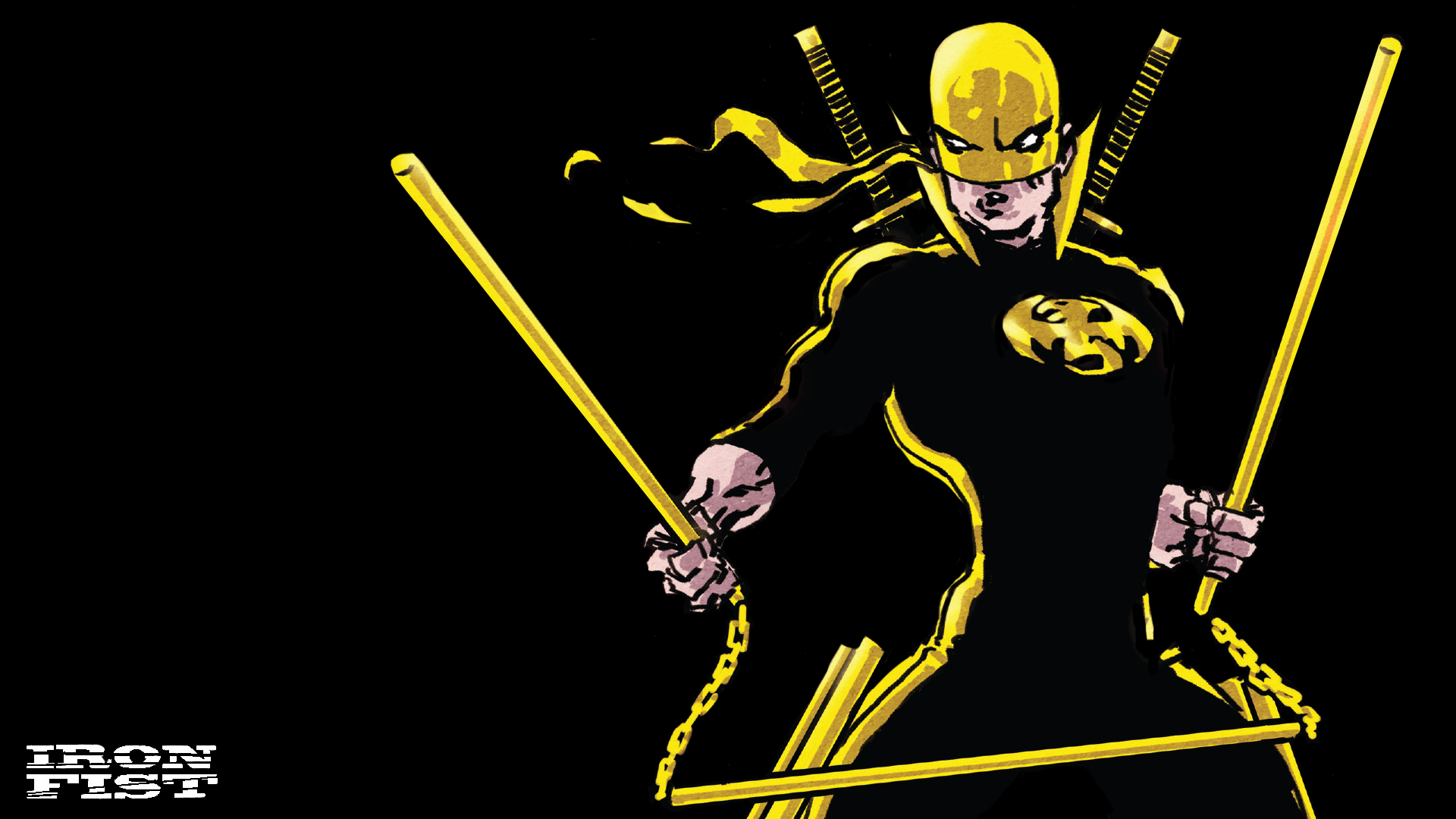 Spider Man Marvel Comics Iron Fist Wallpapers Hd Desktop And Iron Fist Marvel Iron Fist Silver Surfer
