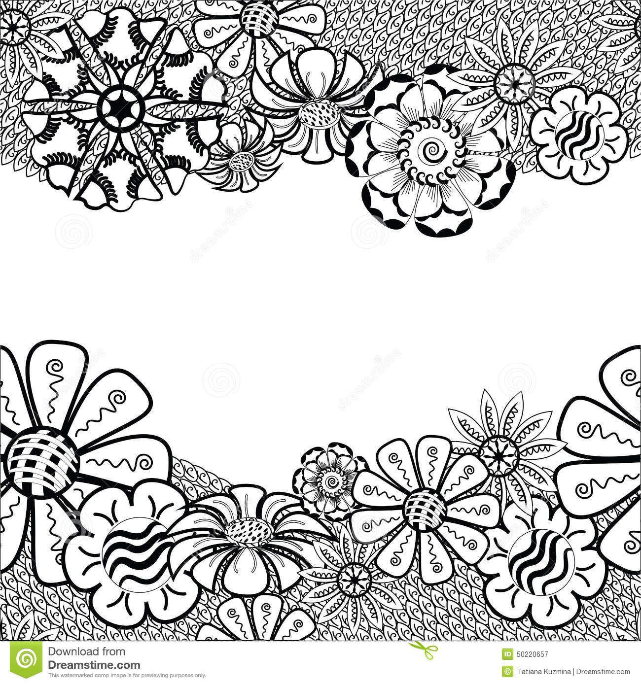 Images For Gt Zentangles Step By Step Flowers