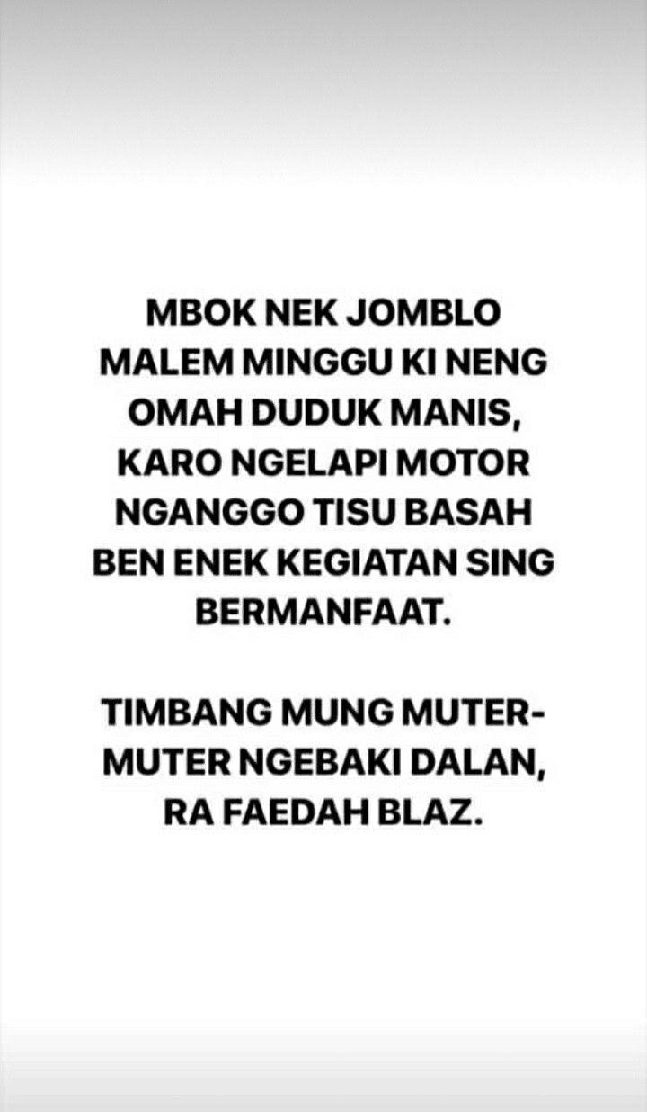 Pin Oleh Merina Hapsari Di Quotes Kata Kata Indah Kutipan Humor Kutipan Lucu