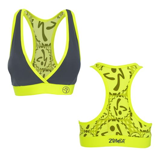 Zumba dance wear. Love this sports bra! :)  Just ordered one, can't wait for it to arrive.