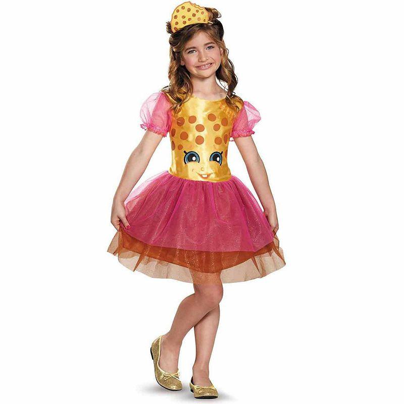Cupcake Cutie Cookie Bakery Food Fancy Dress Up Halloween Toddler Child Costume