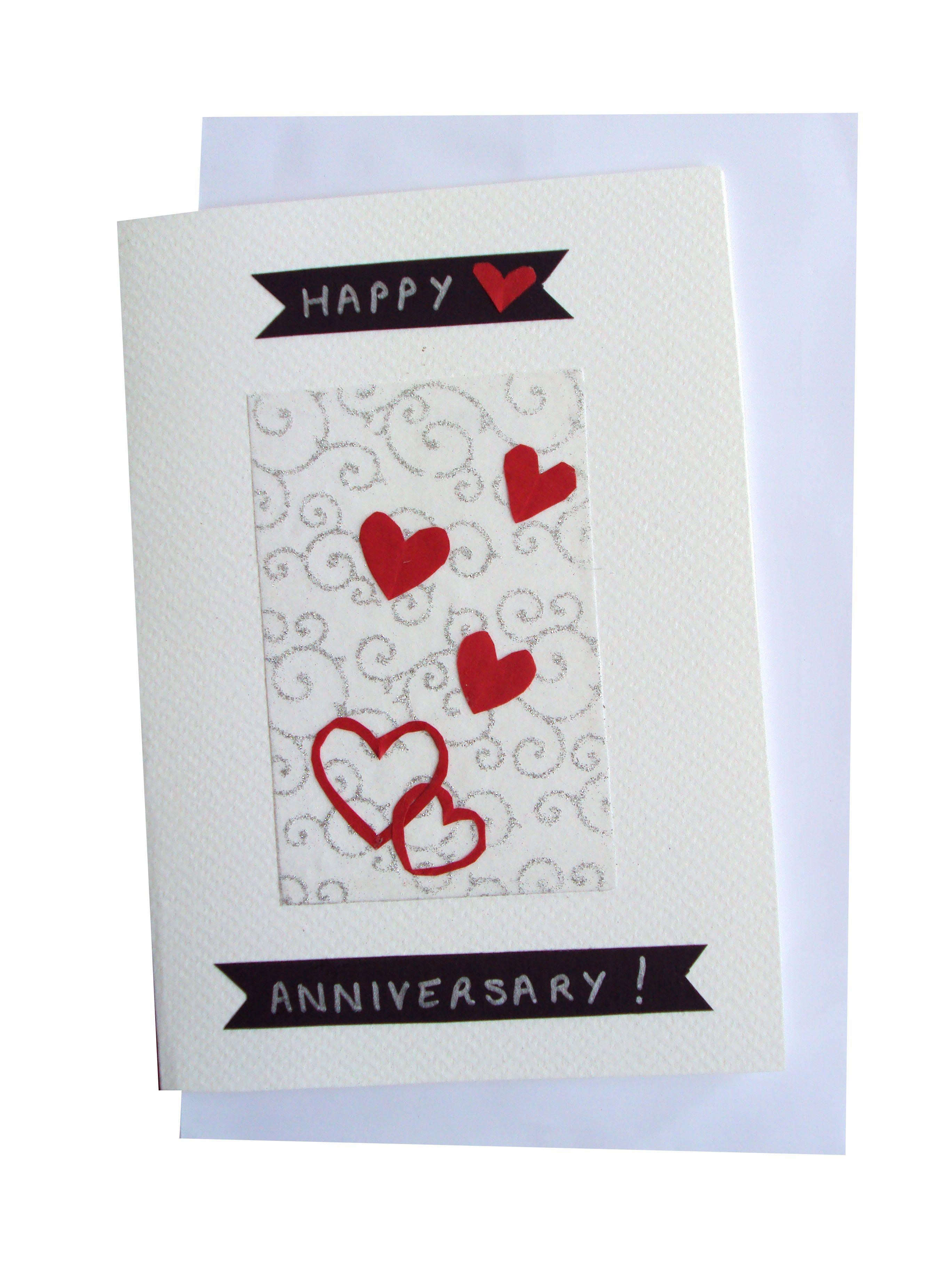 Anniversary greeting card happy anniversary greetingcard love anniversary greeting card happy anniversary greetingcard love hearts wedding kristyandbryce Choice Image