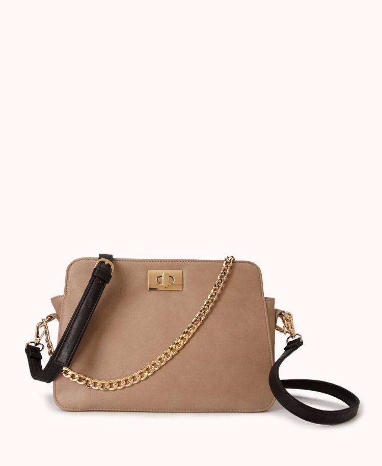 Chain Shoulder Bag | FOREVER21 - $27.80