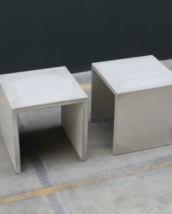 Beton-moebel-hocker-tisch-petit-lg_00 | Design | Pinterest | Hocker ...