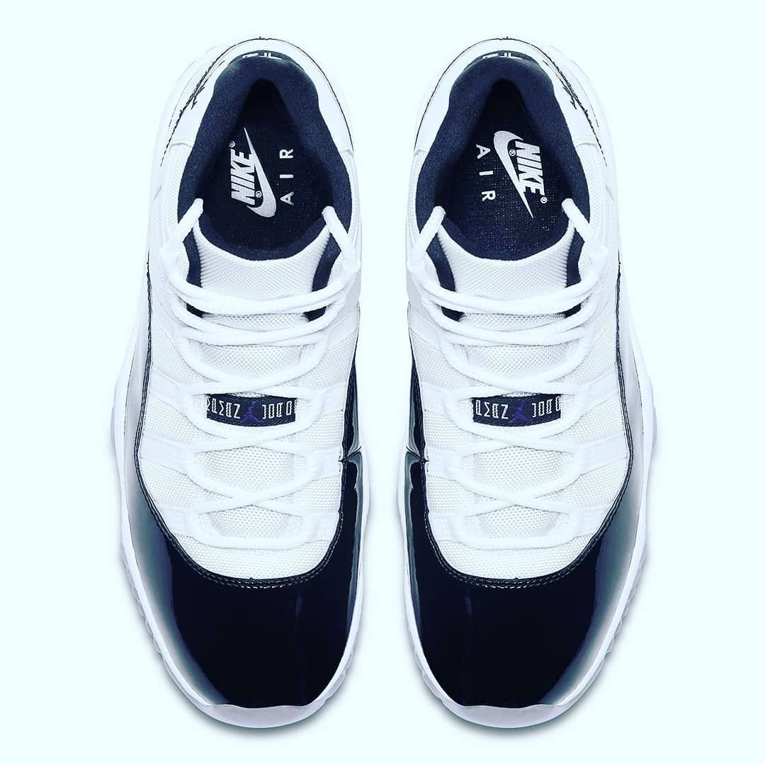 competitive price 72761 79bb4 The air Jordan 11 Concord early release date December. 8 ...