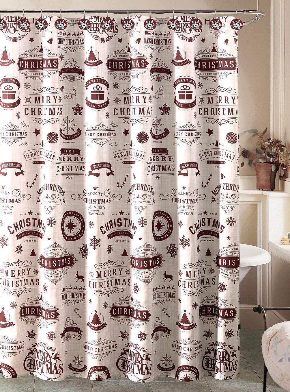 Pin On Bathroom Shower Curtain