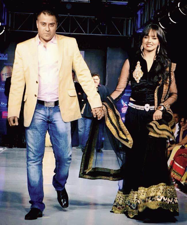 Entrepreneur Waahid Khan and Sana Khan #Style #Bollywood #Fashion #Beauty