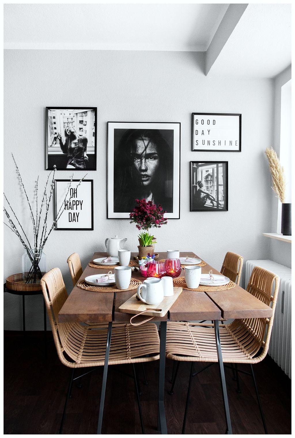 Photo of Gedeckter Tisch zu Ostern