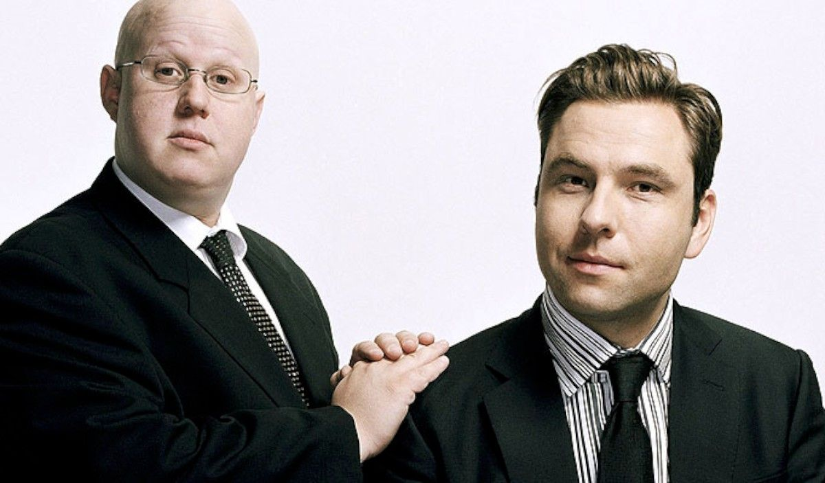 from Braydon matt lucas david walliams gay