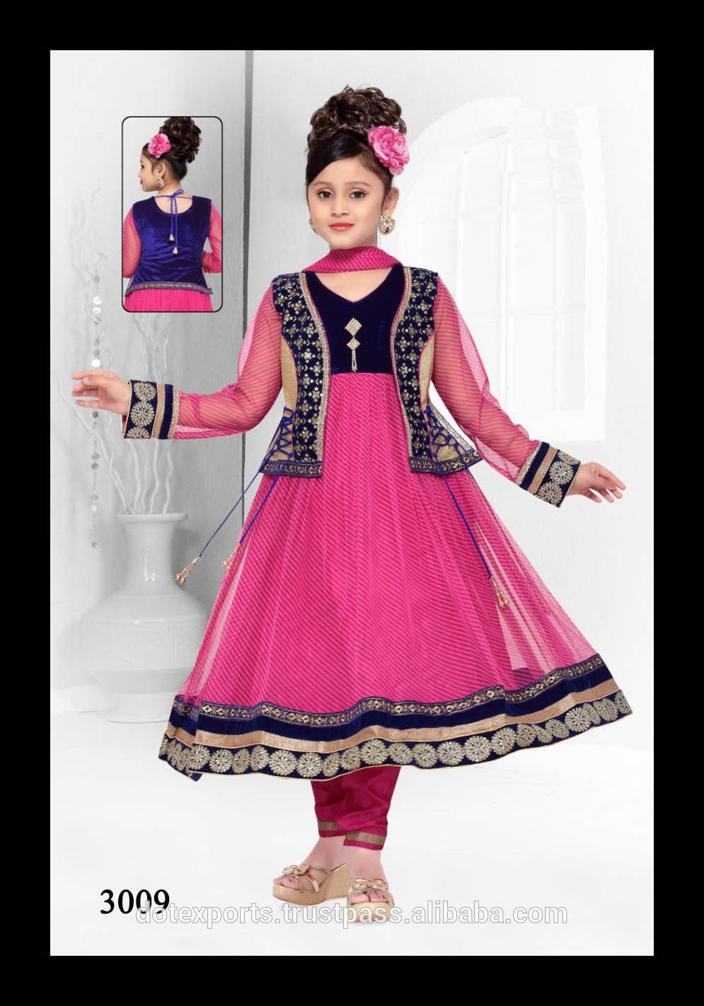 Lehenga Choli Designs For Girls - Buy Kids Lehenga Designs,Kids ...