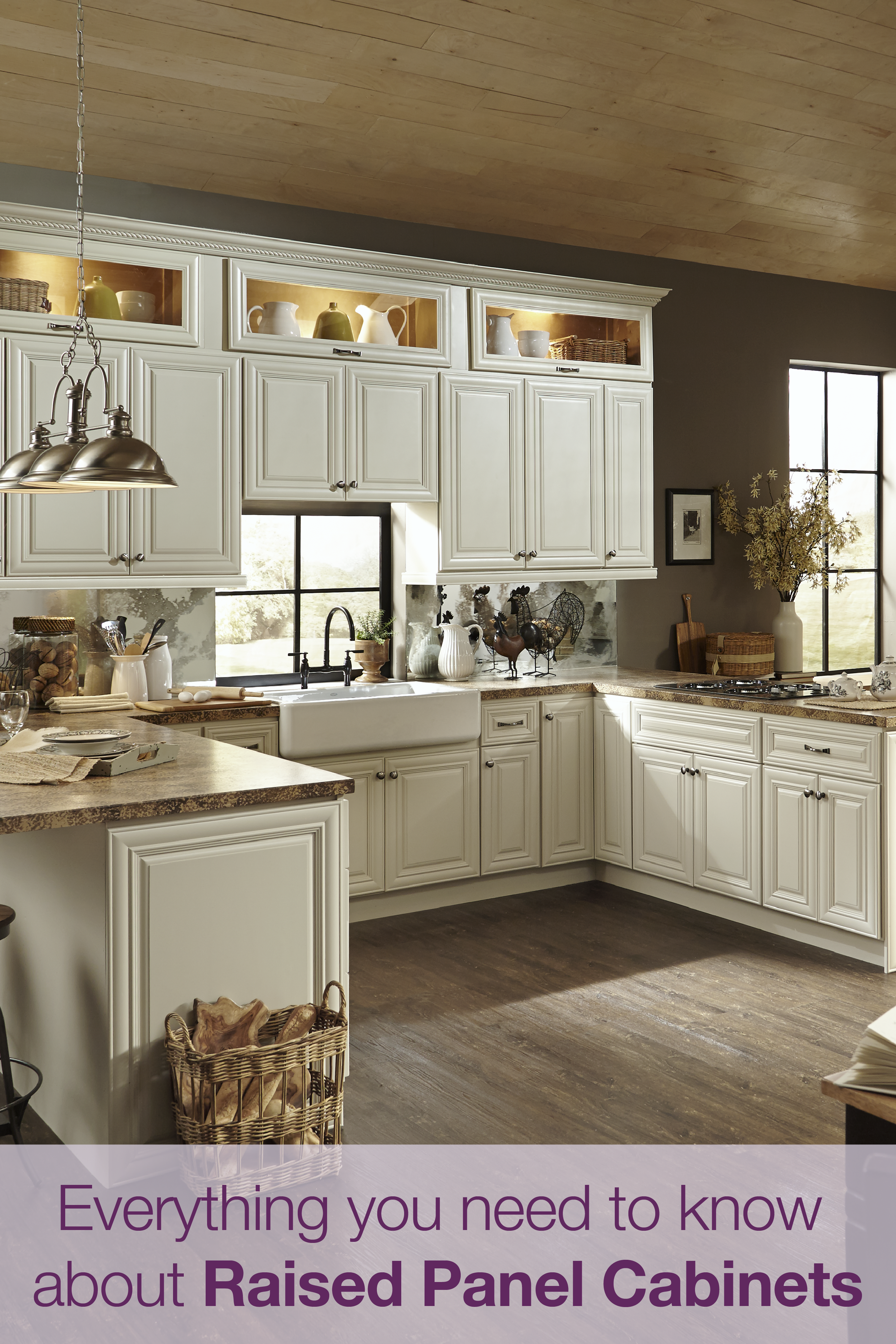 Raised Panel Cabinets Everything You Need To Know Classic And Elegant Raised Panel Cabinets Bri Ivory Kitchen Cabinets Cabinets To Go Raised Panel Cabinets