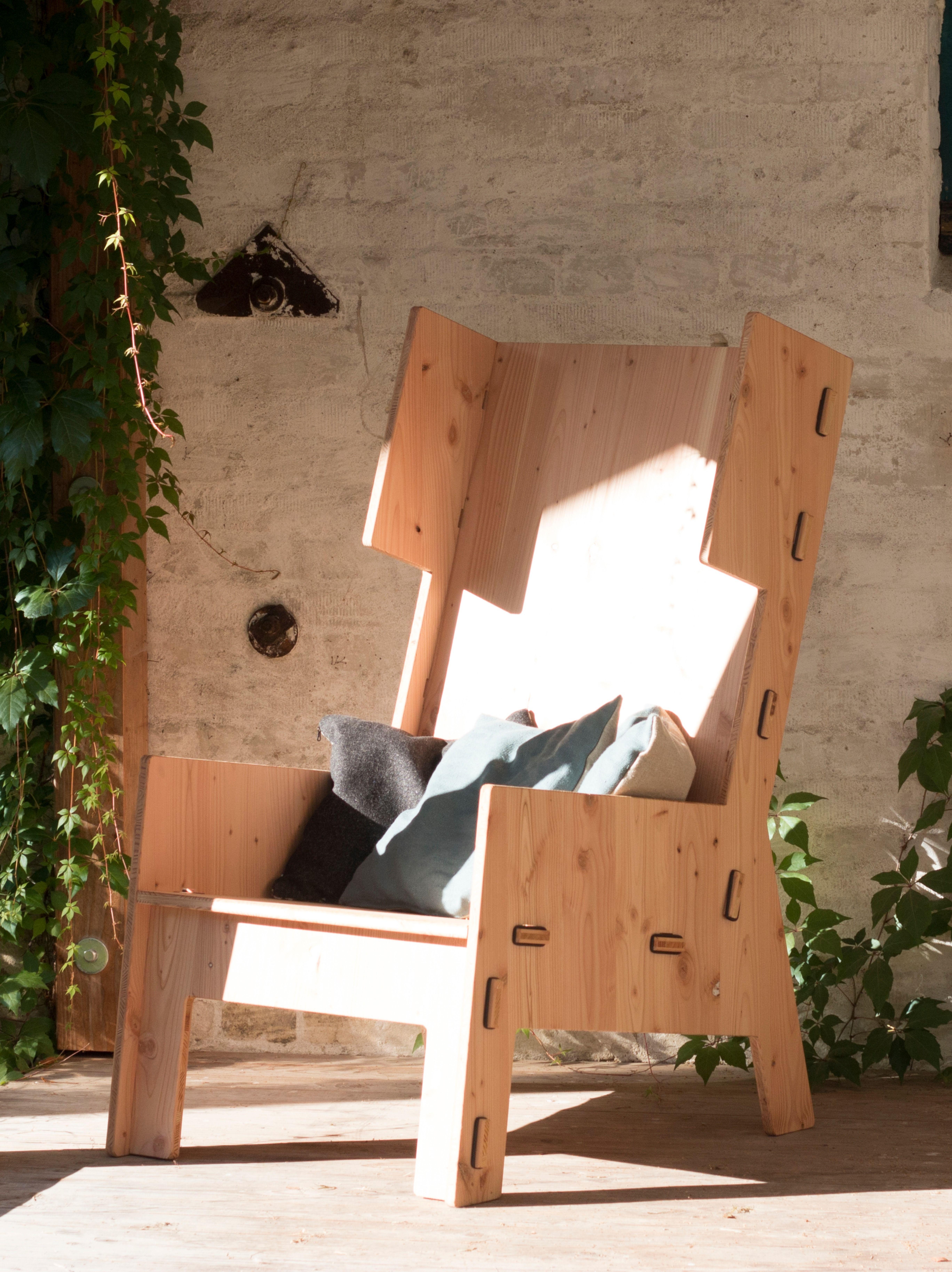 Gartenmobel Mit Stecksystem Werkhaus Gartenmobel Holz Gartenmobel Mobel