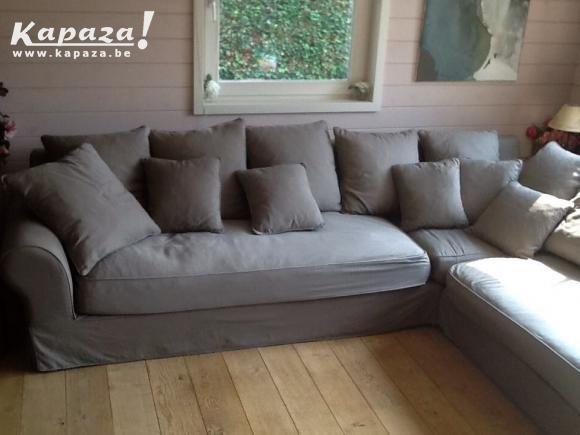 Canape d angle maison du monde salons en eetkamer vlaams
