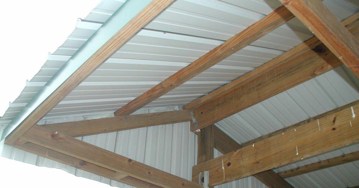 Barn Design Loafing Shed Details Of Roof Overhang Horse Ideology Porch Overhang Plans Building A Shed Roof In 2020 Shed Roof Design Building A Shed Roof Roof Design