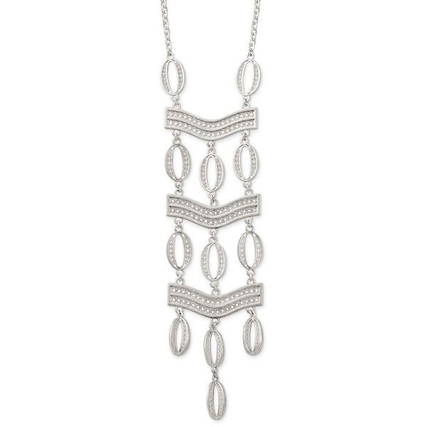Stella & Dot Kimberly Necklace ($89) ❤ liked on Polyvore