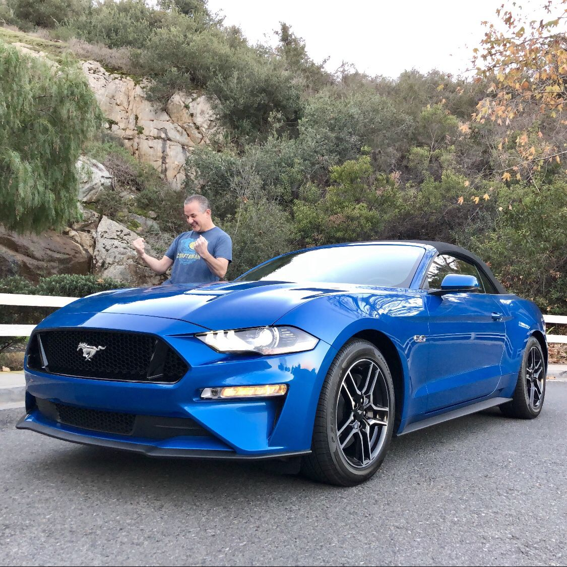 Double Fist Pump For My Ride Of The Week A 2019 Ford