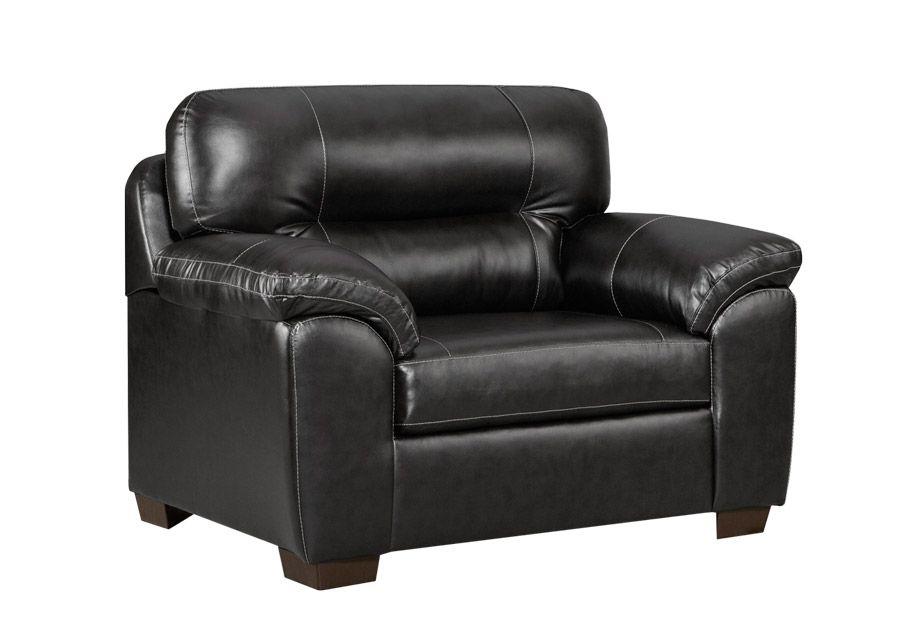 Austin Black Chair Chair And A Half Chelsea Home Furniture