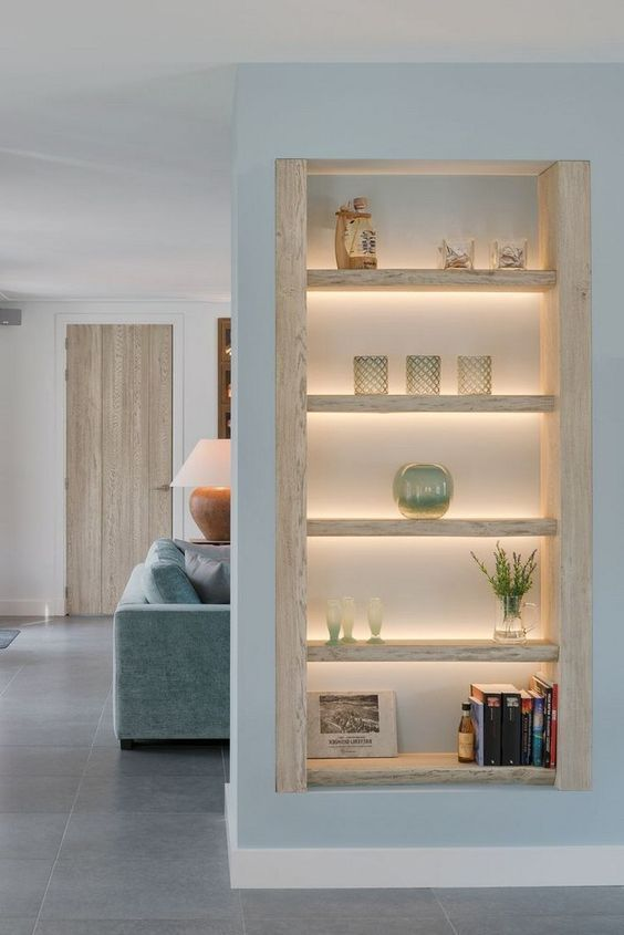 20+ Modern shelf inspiration – This Minimal House