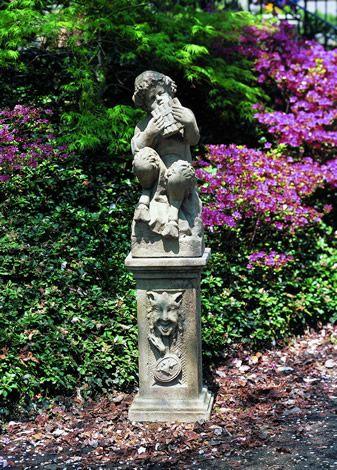 High Quality Pan, Garden Statue, Garden Decor