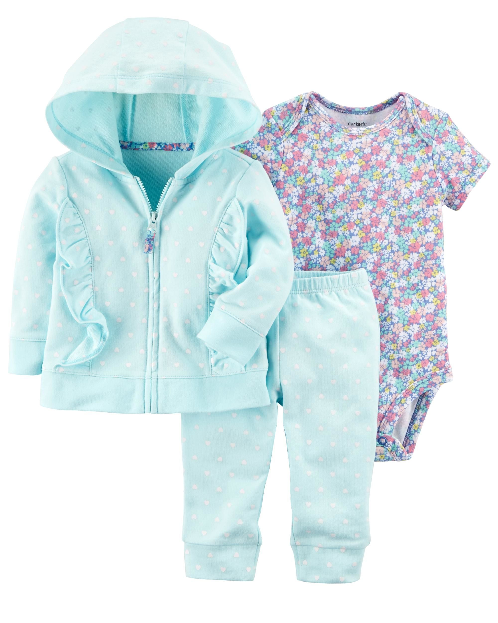 27e075f27 3-Piece Little Jacket Set
