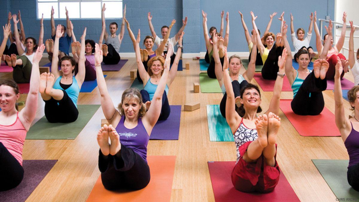 How To Open A Yoga Studio Part 1
