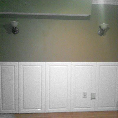 Cheapskate Hall Of Fame Iv Wainscoting Doors And House