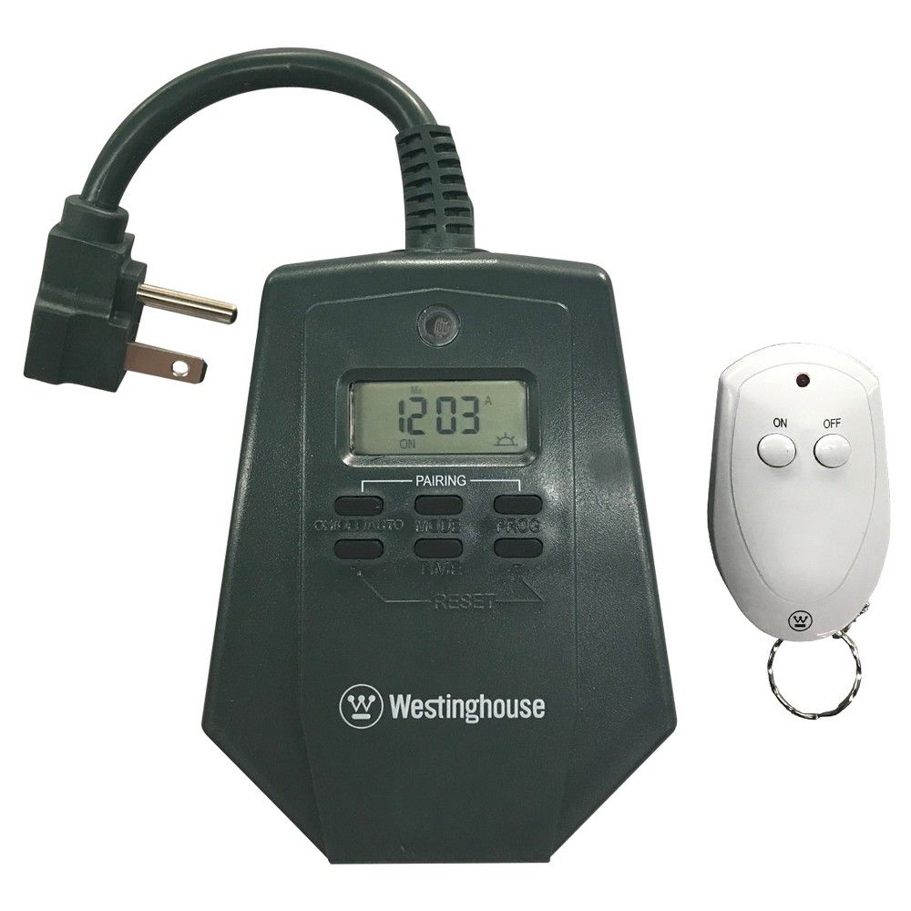 Westinghouse Tri Mode Remote Timer With Bluetooth