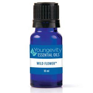 Wild Flower Essential Oil Blend 10ml Essential Oils Kidney Ginger Essential Oil Youngevity Essential Oils