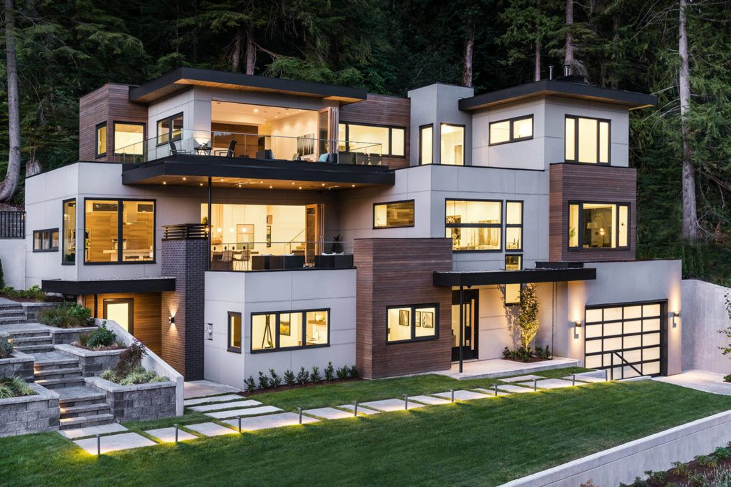 Cube House by Canvas Homes Canvas home, House, House styles