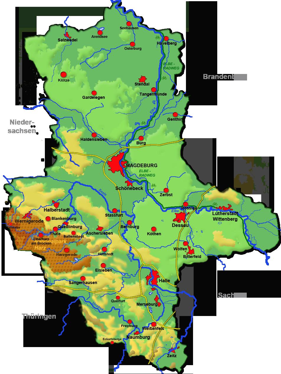 karte sachsen anhalt Sachsen Anhalt karte gross.png (952×1264) | Duitsland | Pinterest karte sachsen anhalt