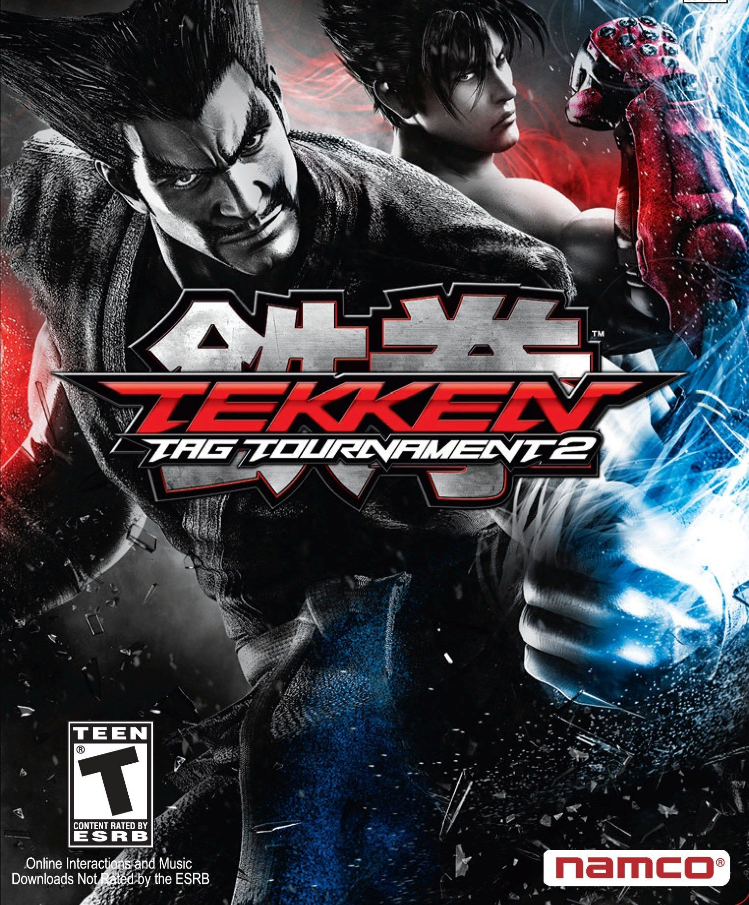 tekken tag 2 game free download for pc