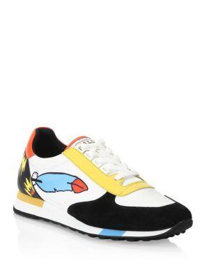 388b52e76b BALLY Bally X Swizz Beatz Runner Sneakers.  bally  shoes