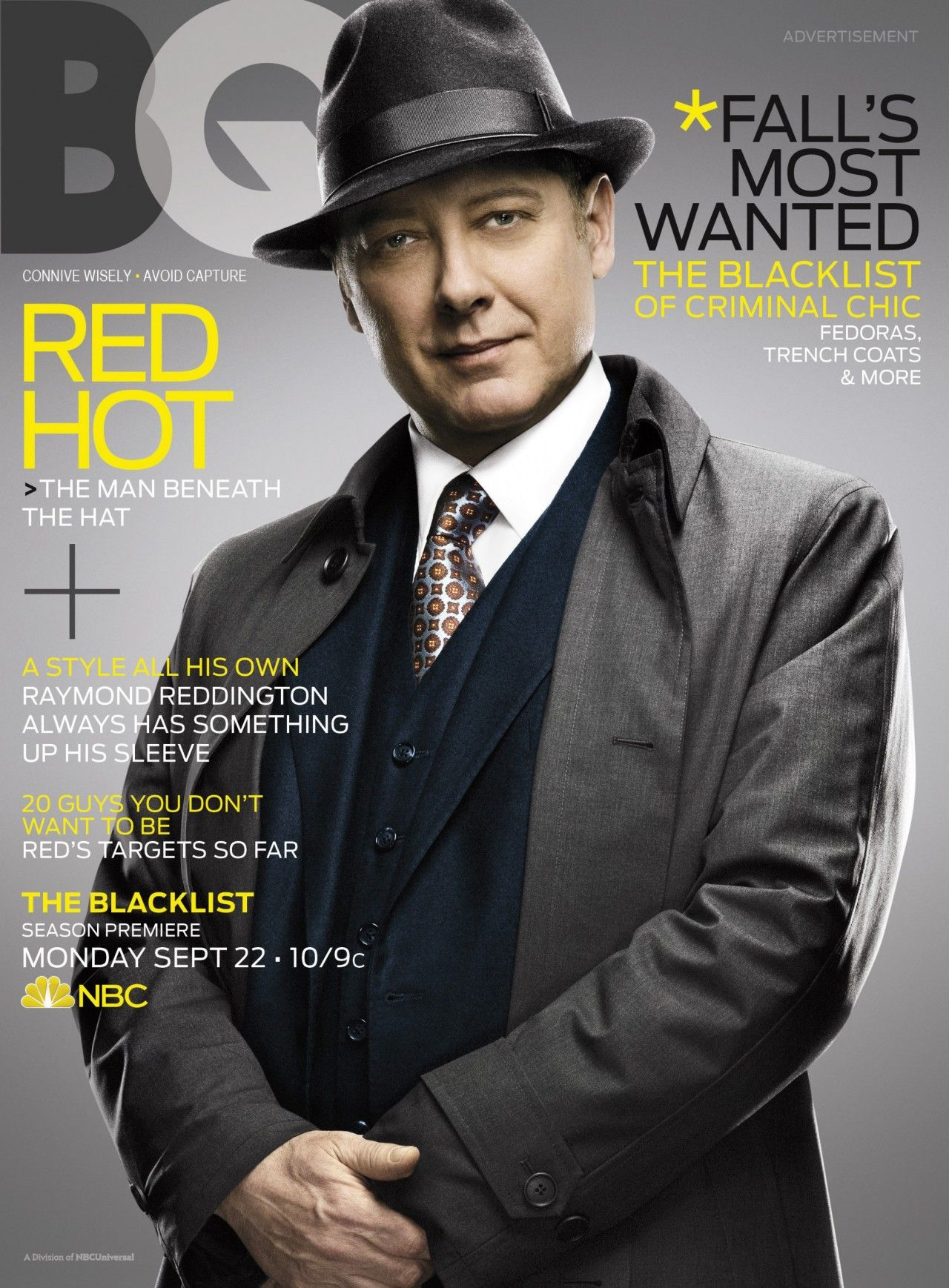 645d6369a4135 MS L. LUVS Blacklist Jacksepticeye — Raymond Reddington…The Sexiest  Concierge of Crime.