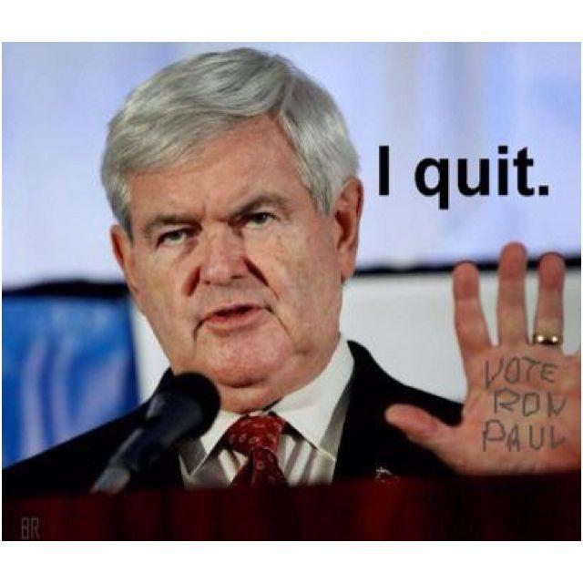 Gingrich endorsement