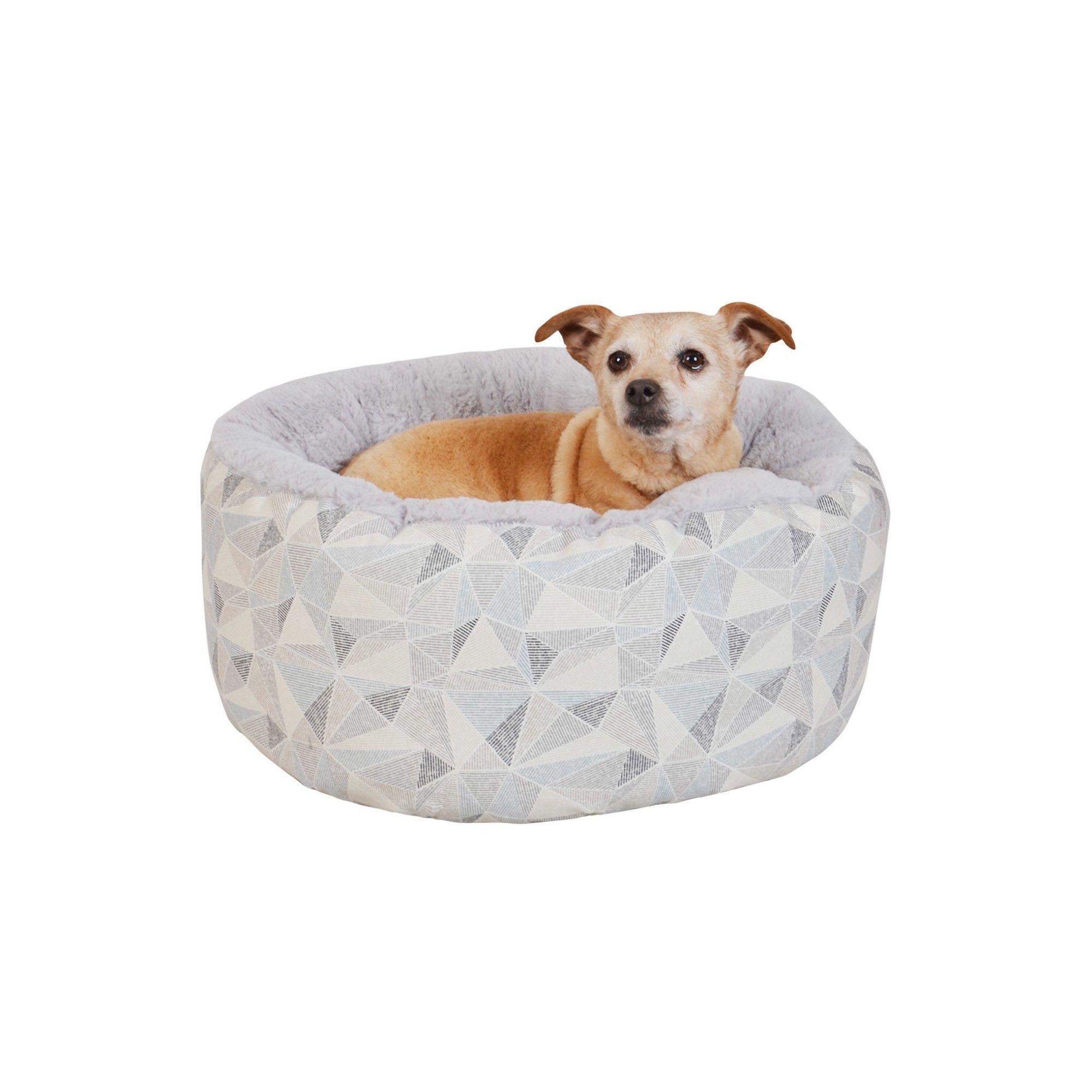 Mattress Cuddler With Handle Dog Bed