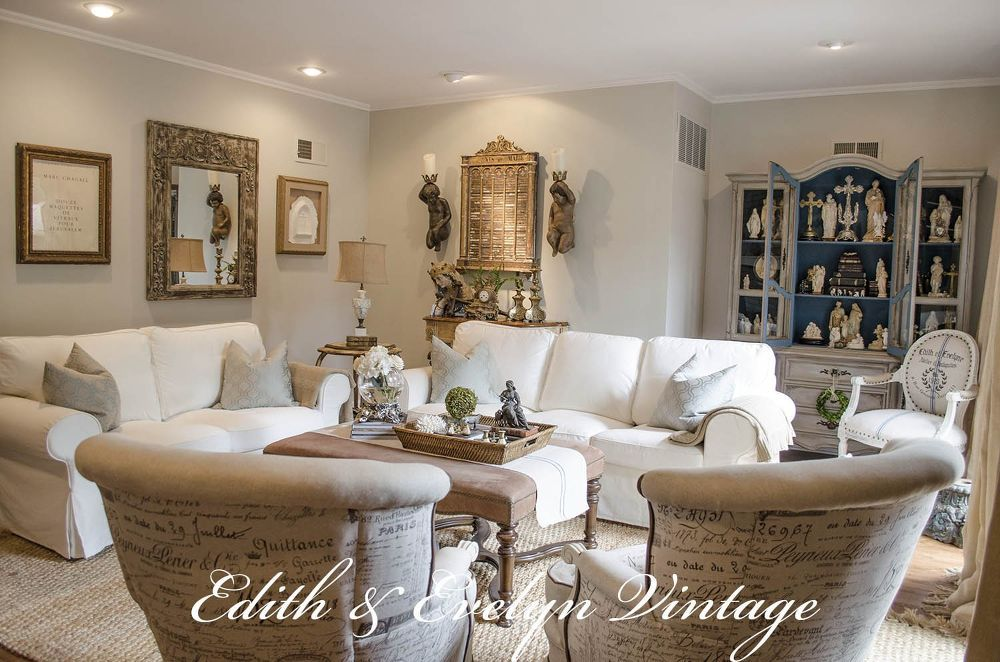 This Is One Of The Best Transformations I Have Ever Seen On This Site Said A Reader Country House Decor French Country Family Room French Country Wall Decor