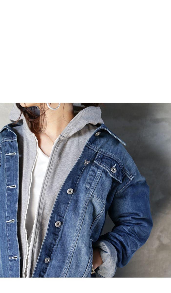 ヴィンテージデニムジャケット・9月10日20時~再再販。『愛用し続けたようなヴィンテージ感にとことん拘ってます。』##×メール便不可! | サイトTOP,★毎週火曜日発売! | | antiqua公式サイト #私はhのコインを選ぶ