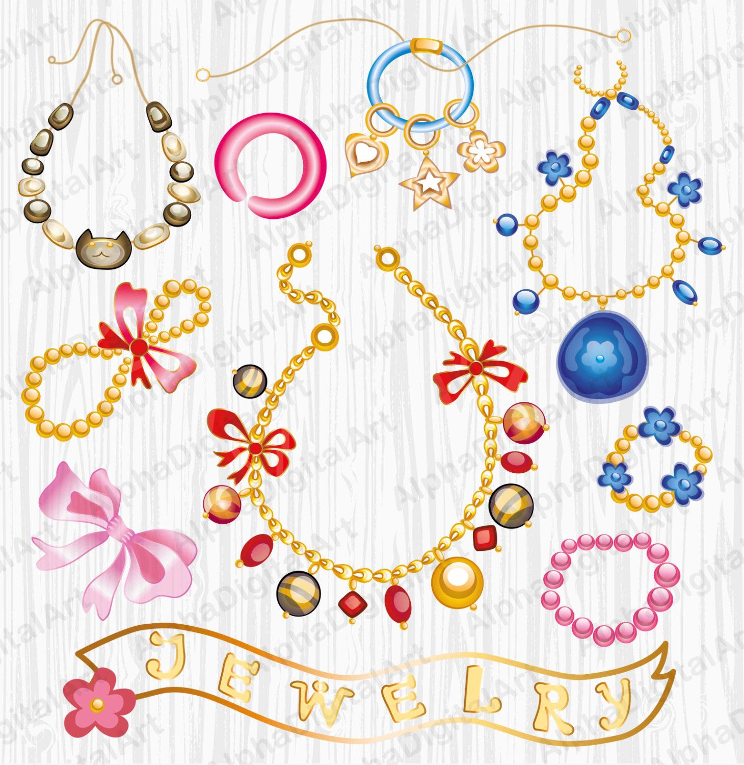 11 jewelry clipart gem rings clipart digital gems bracelet clipart rh pinterest com jewelry clip art borders jewelry clipart free