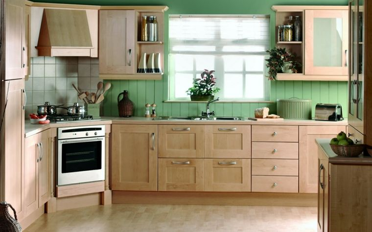 Cocina ideas y trucos para ahorrar espacio zapateras - Cocinas en esquina ...