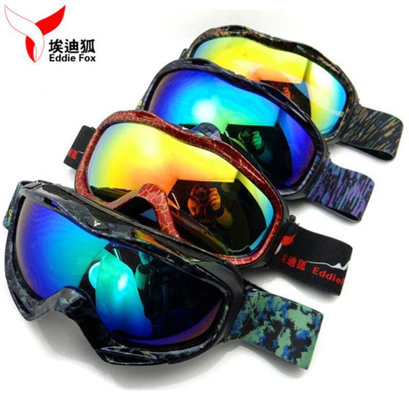 b706abb223 Hot Adults Skiing and Snowboarding Fits Over RX Prescriptive Glasses Anti-fog  Ski Goggles Snow Goggles Snowboard Goggles UV400(China (Mainland))