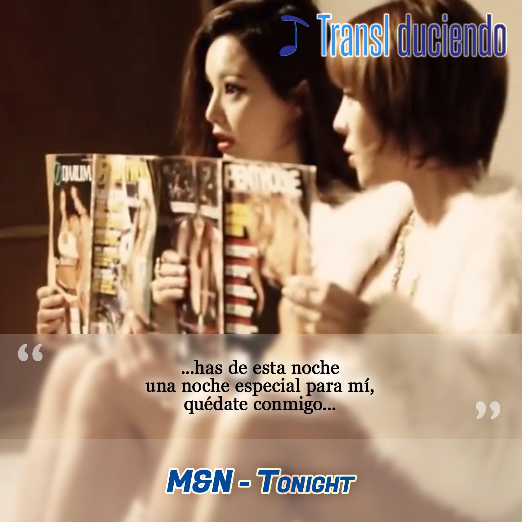 M&N - Tonight