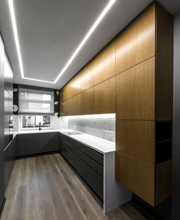 La iluminacion adecuada para la cocina mis hogares - Iluminacion de cocinas ...